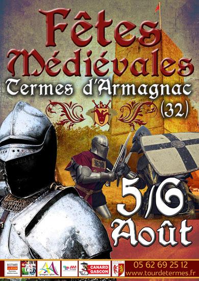 Medievales Termes d'Armagnac 2017