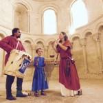 Concert en duo (et demi!) en la chapelle du chateau de Loarre, Aragon