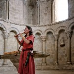 Concert en duo en la chapelle du chateau de Loarre, Aragon